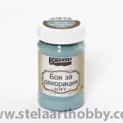 PENTART Боя SOFTкънтрисин 100мл - ЗА ДЕКОРАЦИЯн P21645