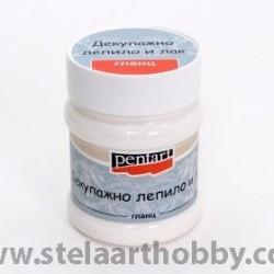 PENTART Декупажно лепило и лак 230мл - P3211