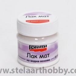 PENTART Лак мат 50мл - P2450