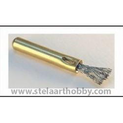 Eнкаустик накрайник за Арт Стило, Телена четчица-ENCAUSTIC Brush for Stylus