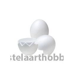 СТИРОПОР  яйце 150 mm, две части, 1 бр