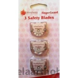 CRAFTERS TRIMMER BLADES for T800 - 3бр Ножове за крафт тример T800 - Три вида рязане