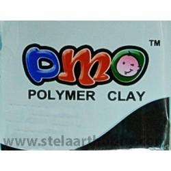 ОМО-Полимерна глина цвят  ЧЕРНО  50 гр.