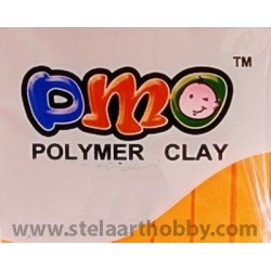 ОМО-Полимерна глина цвят тъмно ЖЪЛТО  50 гр.