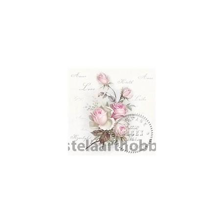 САЛФЕТКИ Sagen Vintage  33/33 cm, 20 бр., SVD003
