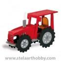 PEBARO Дървен комплект за сглобяване, Трактор