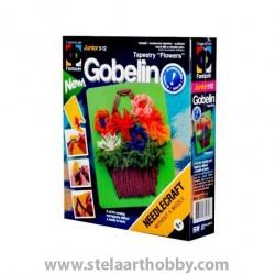 ELF- Креативен к-т Tapestry «Flower busket»ГОБЛЕН