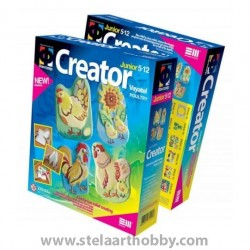 ELF-Креативен комплект Creator «Poultry»ПИЛЕТА